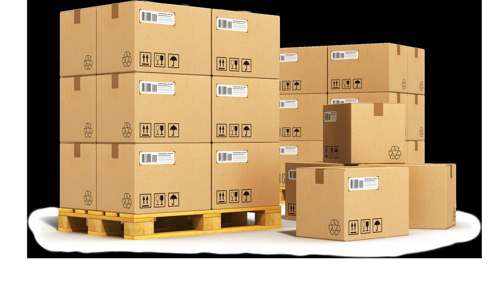 Gestión de cajas y lotes
